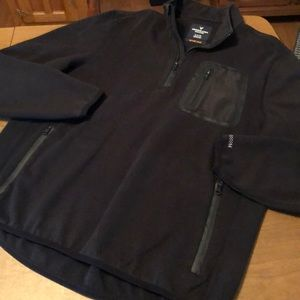 AEO Running Active Flex 1/4 Zip Jacket Sweatshirt